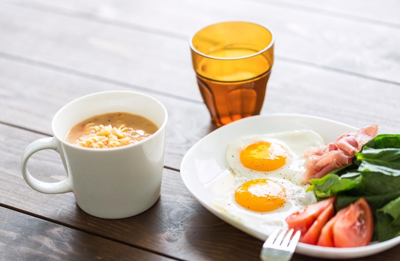 食事を改善して疲れ知らずになろう。