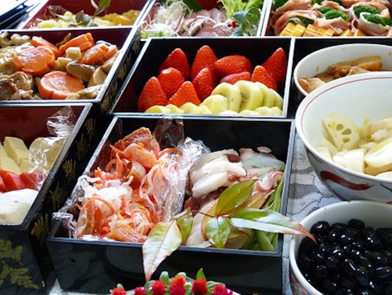 旬の食材を取り入れて身体のバランスを整えよう