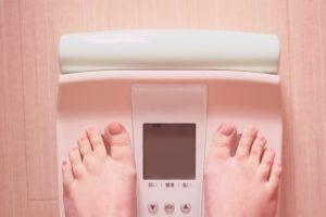 カロリー制限で痩せる